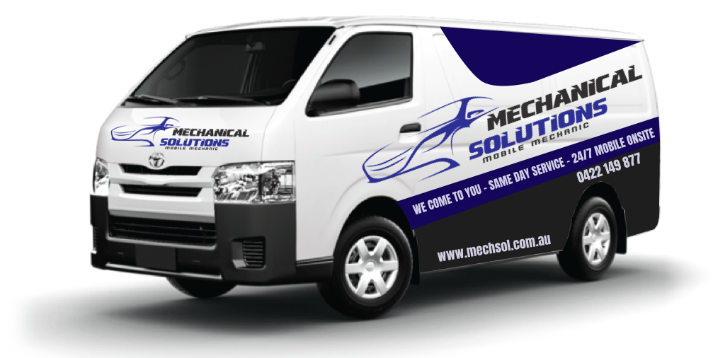 mechsol mobile mechanic Melbourne van